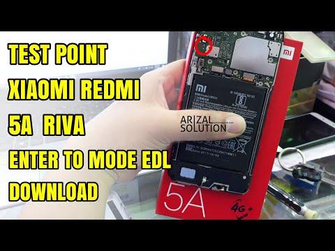 Xiaomi Note 5a Mode Edl