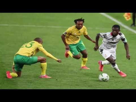 South Africa vs Ghana: Watch the post-match video analysis by Newton Lartey