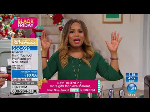 Thumbnail: HSN | Gifts For The Home 11.24.2017 - 04 PM