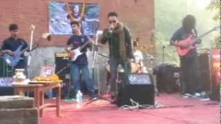 Malashree(dashain) dhoon in Rock version.