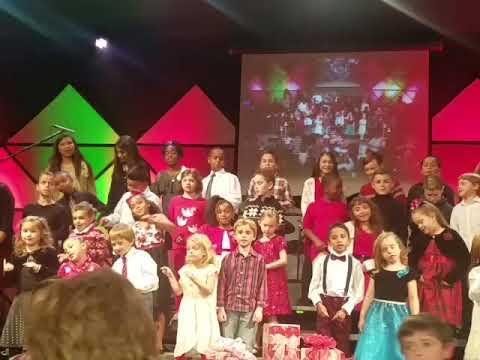 Clovis Christian Schools 2017 Christmas Pageant 3