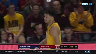 Highlights: North Florida at Minnesota | Big Ten Basketball