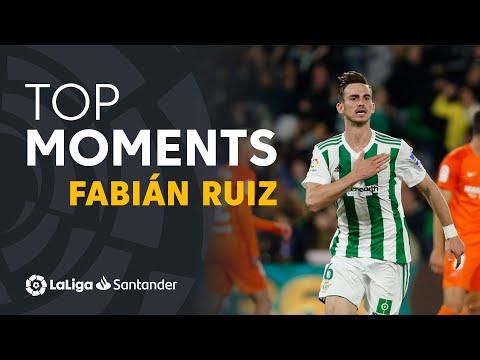 LaLiga Memory: Fabian Ruiz Best Goals and Skills