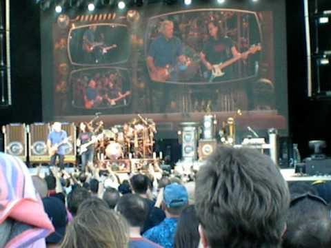 Rush - Spirit of Radio 6/29/10 Time Machine Tour Albuquerque