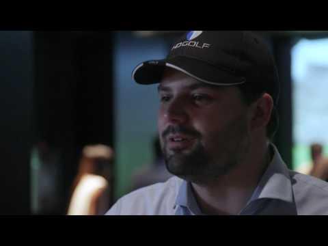 Real Sports Bar And Grill Toronto Showcases HD Golf Simulator