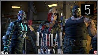 Batman: The Enemy Within ★ 5: Под прикрытием
