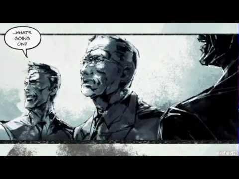 Metal Gear Solid: Peace Walker - Full Story version (Part The Boss's Last Sing)