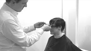 Strzyżenie włosów krótkich krok po kroku