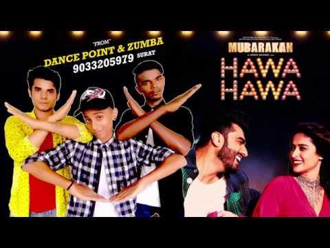 Hawa Hawa   Mubarakan   Dance Point   Choreography   Pravin Prasad