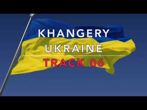 KHANGERY UKRAINE NEVO CD TRACK 06 RINA LESKI EST SLAVA KIEV ROMA ANDA RUSSIA