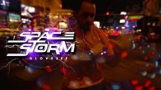 [UV] Flow - Space Storm Glove Light Show [EmazingLights.com]