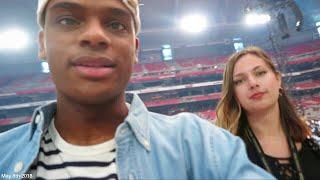 Reputation World Tour: Phoenix Vlog 🐍 Taylor Swift, SNAKE PIT, Camila Cabello | Tywan Wade Vlogs