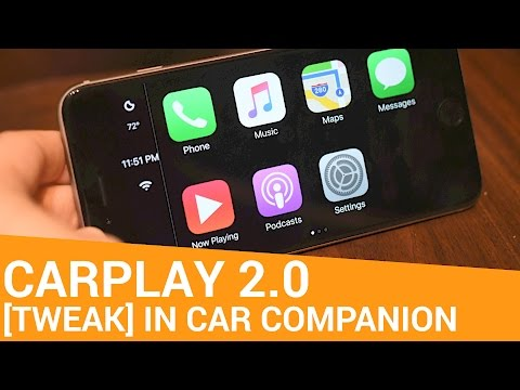 [Tweak] Replace the Head Unit in Your Car with CarPlay 2.0