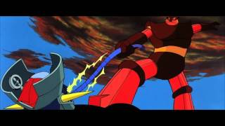 Mazinger Z   Z Theme Extended English Version Battle Theme 1972 HD 1080p streaming