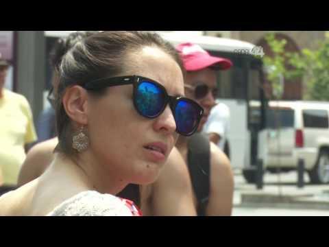 Ciclistas rodaron desnudos por las calles de Guadalajara para exigir ser vistos