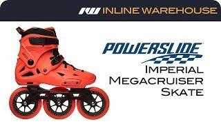 2017 Powerslide Imperial Megacruiser Orange Skate Review