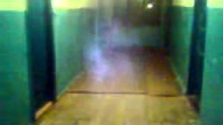 Призрак в ПЧ  Приморский край ПГТ Сибирцево(Призрак снятый охраником в ПЧ., 2015-04-06T06:28:50.000Z)