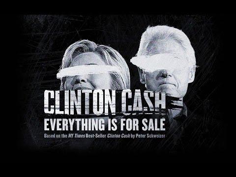 Clinton Cash - CLINTON CORRUPTION DOCUMENTARY