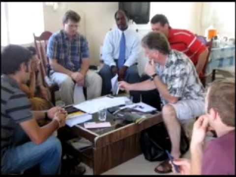 St. Vincent & the Grenadines - YWAM 50th Conference media presentation