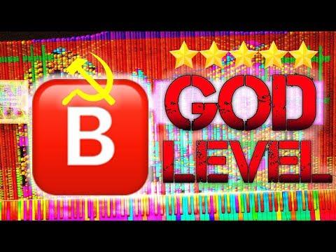 RUSH 🅱 But It's GOD LEVEL! | Impossible Piano Remix | Black MIDI ~ MusiMasta