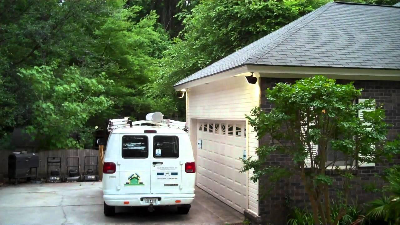 Solar power dusk to dawn security lights youtube solar power dusk to dawn security lights aloadofball Choice Image