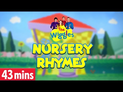 The Wiggles Nursery Rhymes | Kids Songs