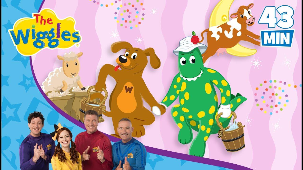 The Wiggles Nursery Rhymes | Kids Songs