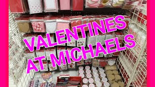 💖 MICHAELS VALENTINES DAY HAUL 💖
