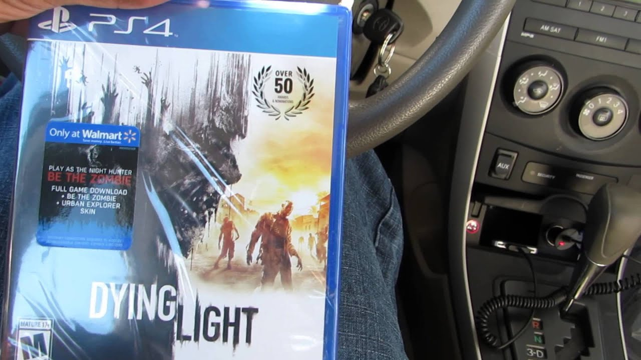 Dying Light PS4 Unboxing Dead Island Part 2