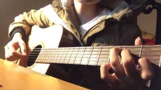 [Ưng Hoàng Phúc] Thà một lần đau guitar cover by Meizan