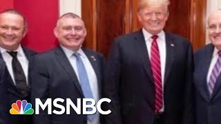Giuliani Associate Agrees To Cooperate With Impeachment Inquiry | Deadline | MSNBC