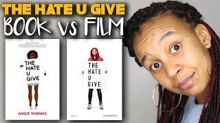 The Hate U Give Film vs Book Review T.H.U.G.