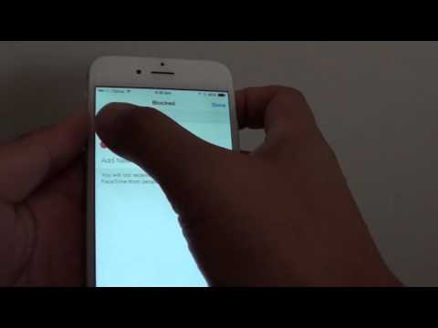 How to block unwanted text messages on my iphone