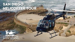 San Diego Helicopter Tour from Corporate Helicopters