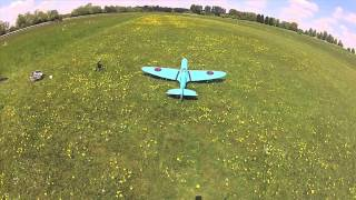 Spitfire at Warwick Racecourse v3 Thumbnail