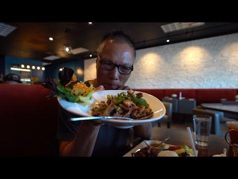 Lunch At Issara Thai Cuisine Huntington Beach