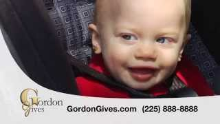 94+ Car Seat Giveaway 2014 | Gordon McKernan Injury Attorneys