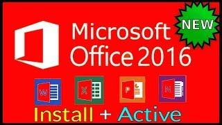 How To Install Office 2016 Professional Plus | Activate Office 2016 Professional Plus - HowToHack