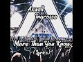 Axwell Ingrosso More Than You