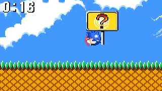 [TAS] Sonic 1 GG - Bridge 1 in 0:16 IGT by The8bitbeast