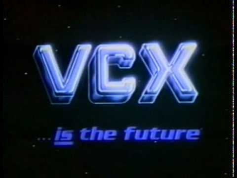 VCX VHS Logo