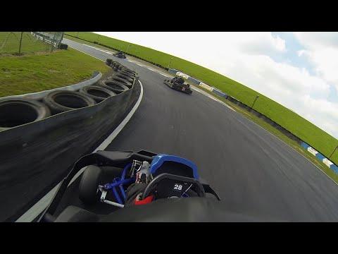 GoPro HD: Thruxton Karting - April 2015