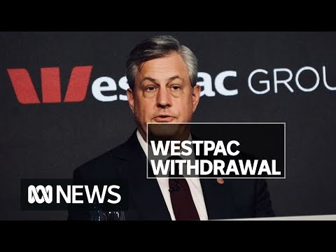 Westpac CEO Brian Hartzer quits amid pressure over money laundering scandal | ABC News