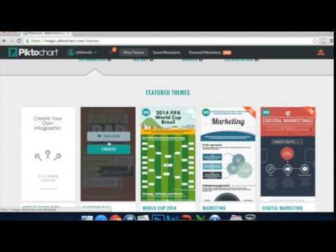 Infographic Tutorial infographic tutorial piktochart : Infographic: Piktochart Tutorial - YouTube