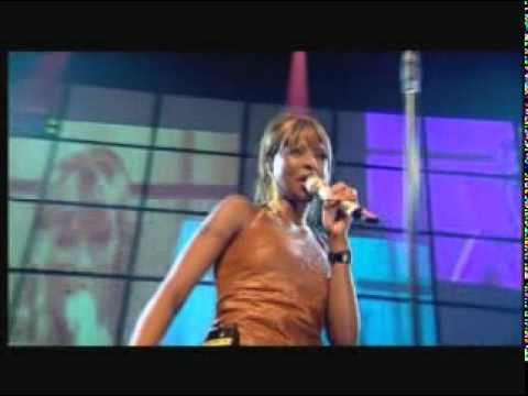 Mary J. Blige - Love At First Sight (Live @ TOTP)