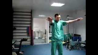 Как избавиться от межпозвоночной грыжи грудного отдела, лечение - обучающие упражнения