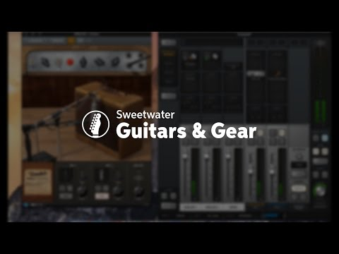 Universal Audio Fender '55 Tweed Deluxe Plug-in Demo by Sweetwater