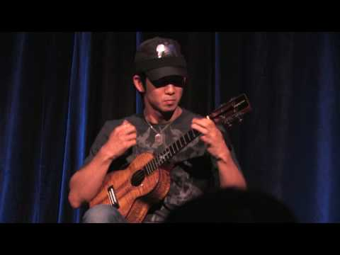 Jake Shimabukuro plays