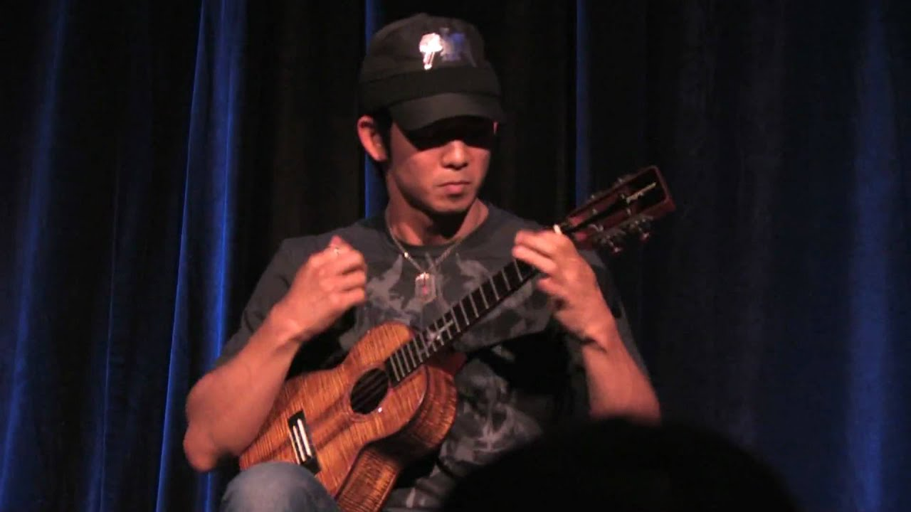 how to play dragon jake shimabukuro