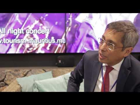 WTM 2016: Xavier Luc Duval, deputy prime minister, Mauritius